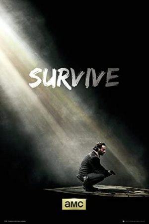 Póster de The Walking Dead - Survive (61 x 91,5 cm)