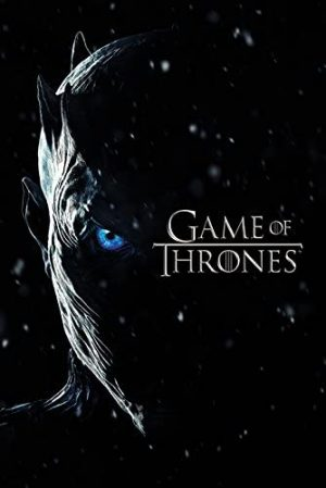 Poster Game Of Thrones Season 7 Night King