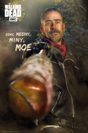 The Walking Dead, Negan, Maxi Poster, 61 x 91,5 cm