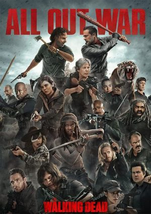 Poster The Walking Dead (G) - A3 (42x30 cm)