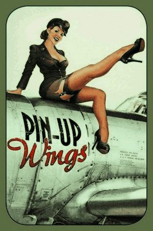 Pinup/Pin Up Sexy Woman